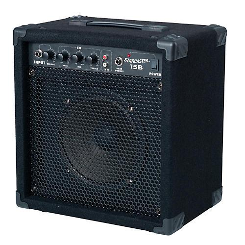 Starcaster by Fender 15W Bass Amplifier-thumbnail