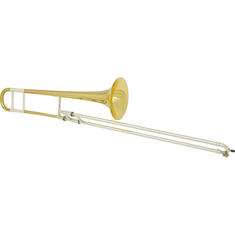 Bach 16 Stradivarius Series Trombone Lacquer Yellow BrLightweight Slide .509-inch Open Neck