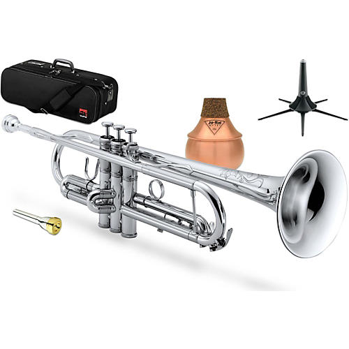 XO 1600IS Professional Series Bb Trumpet Gift Kit-thumbnail