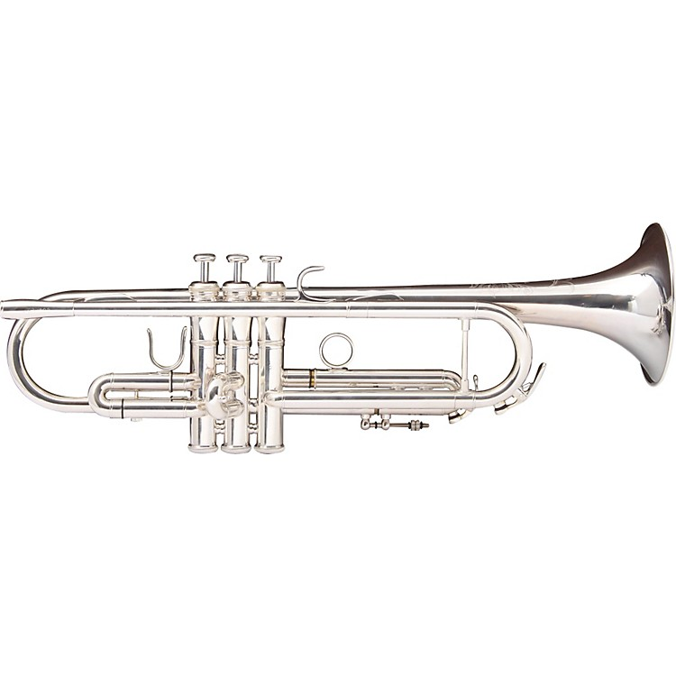 Jupiter 1602S XO Professional Series Bb Trumpet 1602RS-R Silver -Rose Brass Bell and Reverse Leadpipe