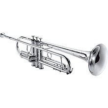 XO 1604S Professional Series Bb Trumpet 1604RS Silver - Rose Brass Bell