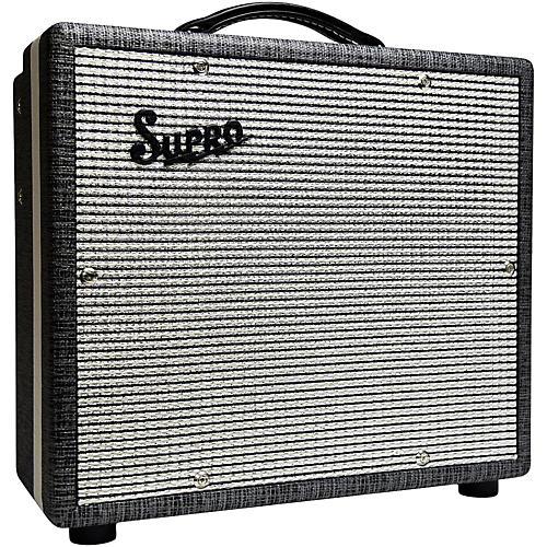 Supro 1610RT Comet 6/14W 1x10 Tube Guitar Combo Amp-thumbnail