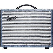 Supro 1622RT Tremo-Verb 25W 1x10 Tube Guitar Combo Amp Level 1