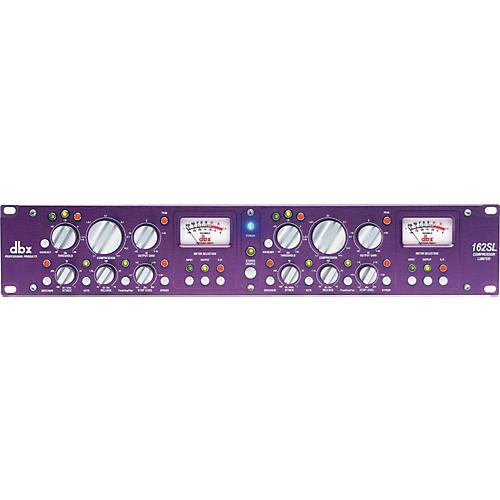 dbx 162SL Stereo Compressor/Limiter