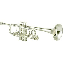 XO 1642 Professional Series C Trumpet with Reverse Leadpipe 1624RS-R Rose Brass Bell Silver Finish