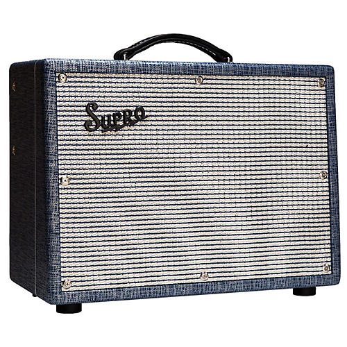 Supro 1642RT Titan 50W Tube Guitar Combo Amp-thumbnail