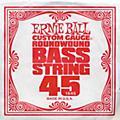 Ernie Ball 1645 Single Bass Guitar String  Thumbnail