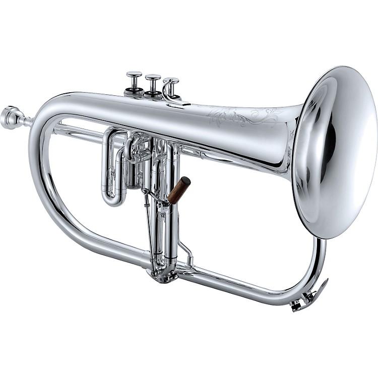 Jupiter1646 XO Professional Series Bb FlugelhornLacquerRose Brass Bell