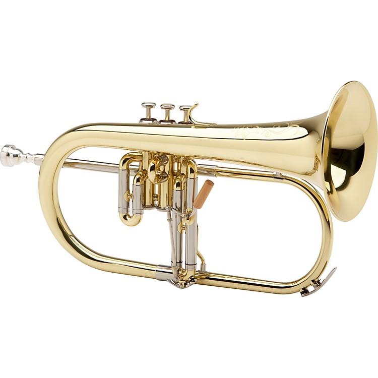 Jupiter1646 XO Professional Series Bb FlugelhornSilverRose Brass Bell