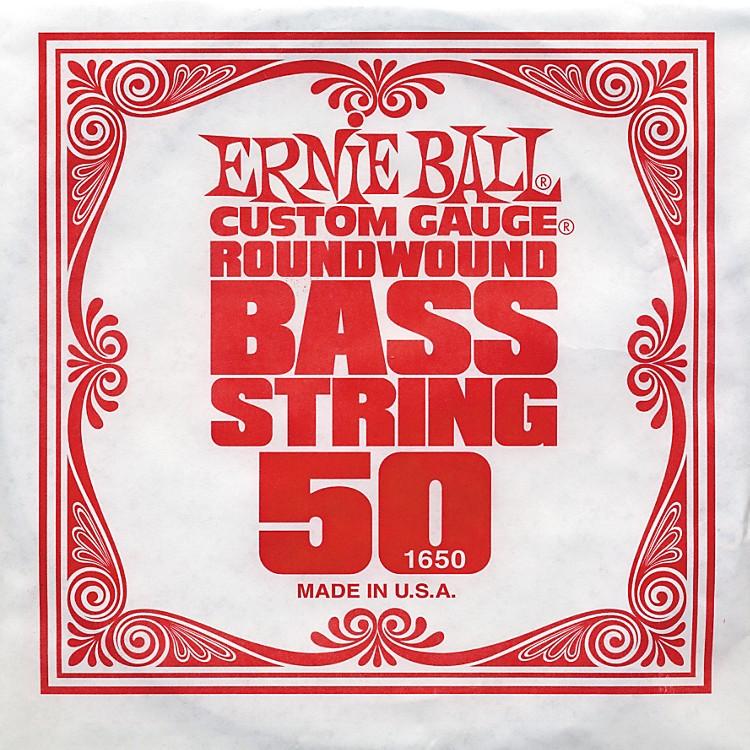 Ernie Ball1650 Single Bass Guitar String