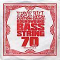 Ernie Ball1670 Single Bass Guitar String