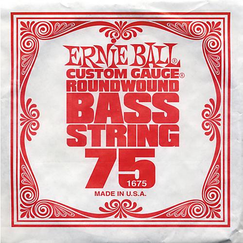 Ernie Ball 1675 Single Bass Guitar String