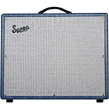 Supro 1675RT Rhythm Master 35/45/60W 1x15 Tube Guitar Combo Amp Level 1