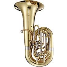 XO 1680 Professional Series 5-Valve 4/4 CC Tuba Lacquer Yellow Brass Bell