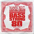 Ernie Ball 1680 Single Bass Guitar String  Thumbnail