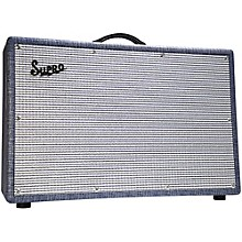 Supro 1688T Big Star 25W 2x12 Tube Guitar Combo Amp Level 2 Regular 888366007129