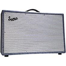 Supro 1688T Big Star 25W 2x12 Tube Guitar Combo Amp Level 2 Regular 888366076606