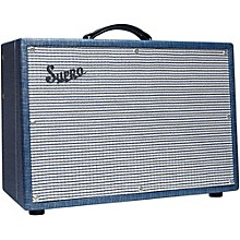 Supro 1690T Coronado 35W 2x10 Tube Guitar Combo Amp Level 1