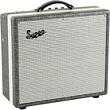 Supro 1695T Black Magick 25W 1x12 Tube Guitar Combo Amp Level 1