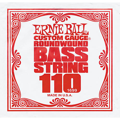 Ernie Ball 1699 Single Bass Guitar String