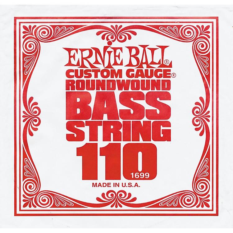 Ernie Ball1699 Single Bass Guitar String