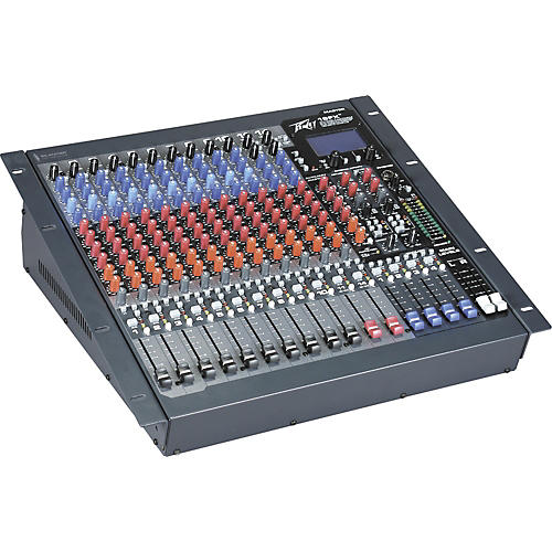 Peavey 16FX 16 Channel Mixer with Effects-thumbnail