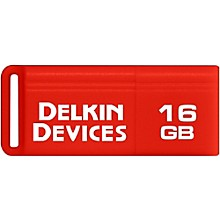 Delkin 16GB PocketFlash USB 3.0 Flash Drive