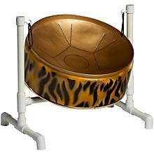 Fancy Pans 16WT Wild Things Pentatonic Steel Drum Tiger Print