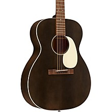 17 Series 000-17E Auditorium Acoustic-Electric Guitar Black Smoke