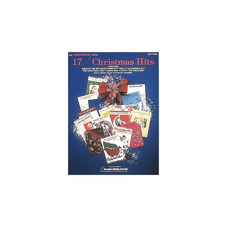 Hal Leonard17 Super Christmas Hits For Easy Piano