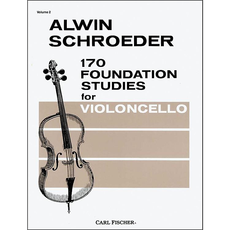 Carl Fischer170 Foundation Studies Book 2