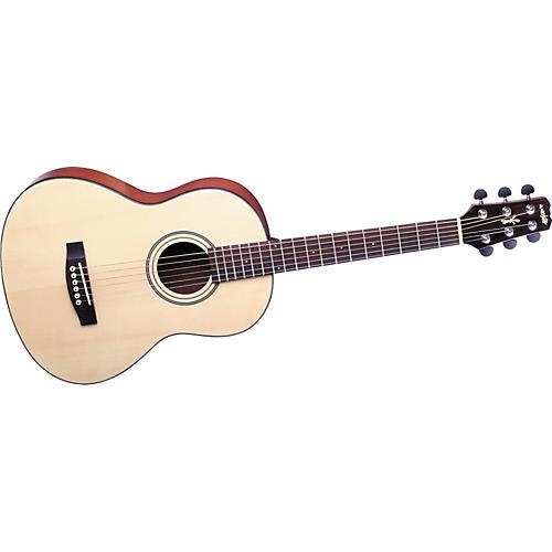 Wechter Guitars 1735 Acoustic-Electric Travel Guitar-thumbnail