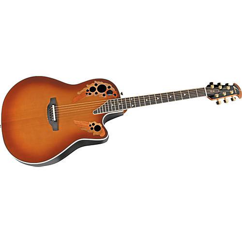 Ovation 1778LX Elite Mid-Depth Acoustic-Electric Guitar