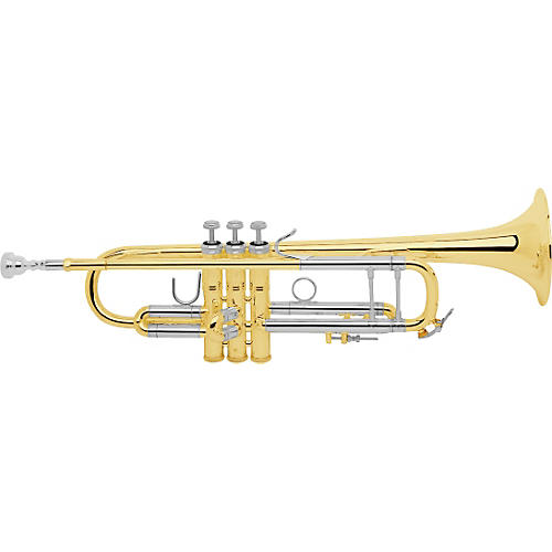 Bach 180-37 Stradivarius Series Bb Trumpet  18037 Lacquer, Yellow Brass Bell