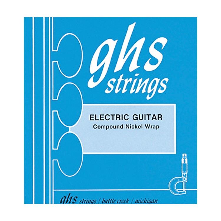 GHS1800 Compound Nickel Wrap Light - Wound Third String