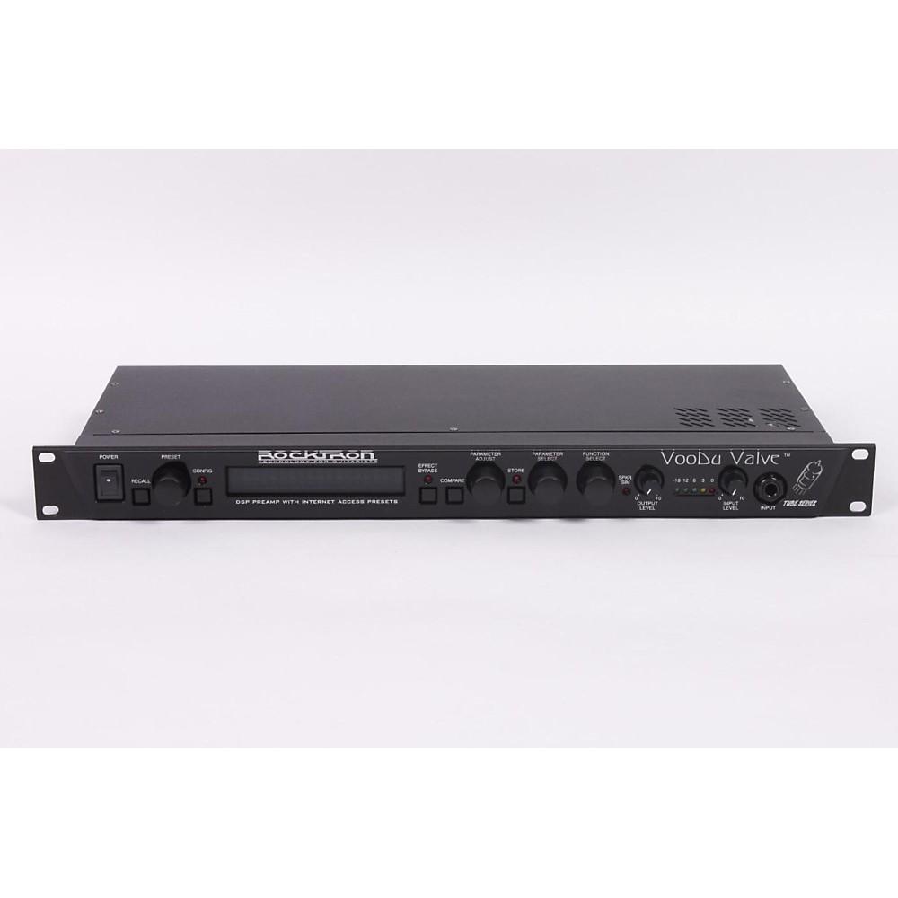Used Rocktron Voodu Valve Online Guitar Multi Effects Processor Regular 886830677069