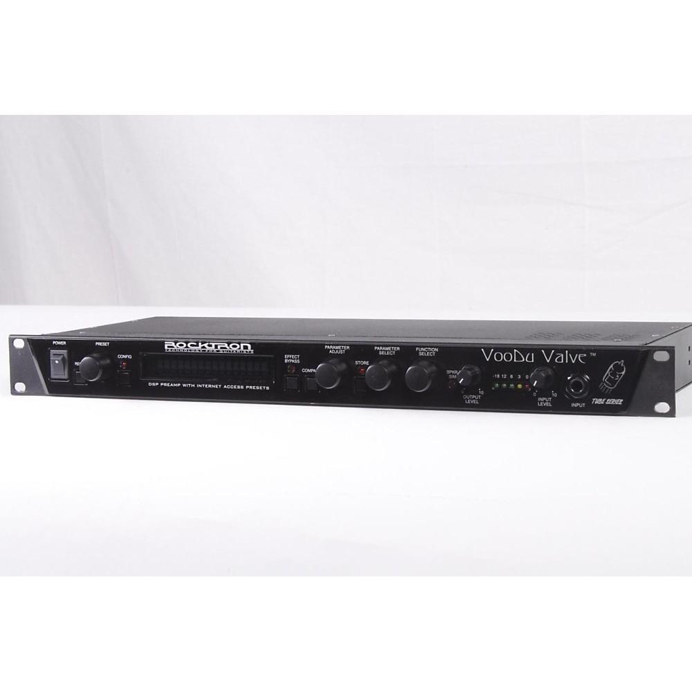 Used Rocktron Voodu Valve Online Guitar Multi Effects Processor Regular 886830724329