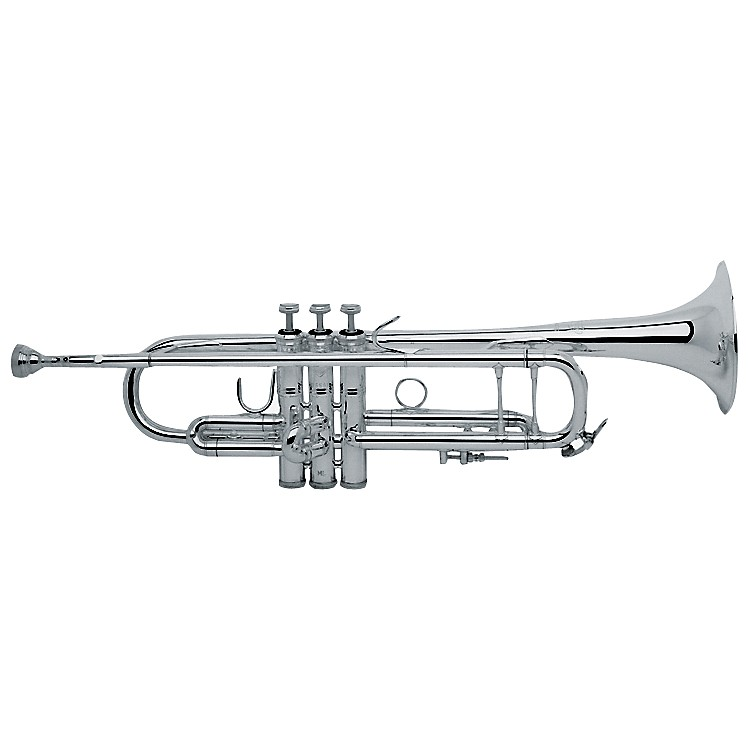 Bach180MLV Stradivarius Vindabona Series Bb Trumpet180SMLV Silver