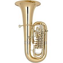 Miraphone 181 Belcanto Series 6-Valve 5/4 F Tuba Lacquer Yellow Brass Body