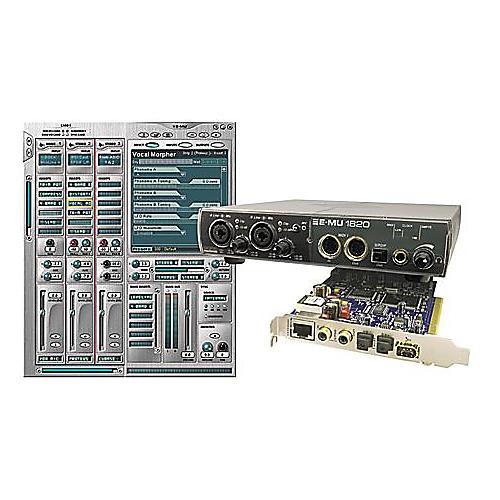 E-mu 1820 Computer Recording System