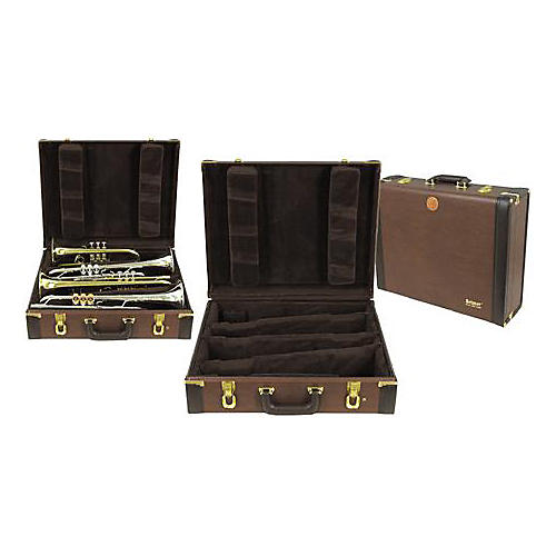 Bach 1854 Quad Trumpet Case