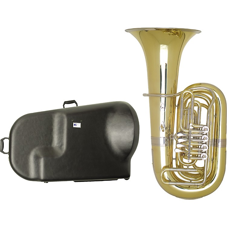 Miraphone 187 Series 4-Valve BBb Tuba with Hard Case