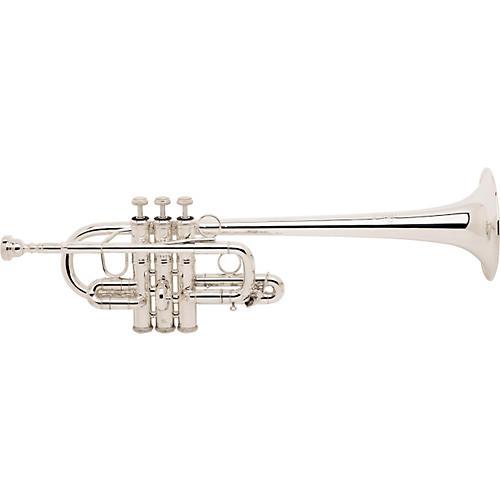 Bach 189 Stradivarius Series Eb/D Trumpet 189S Silver