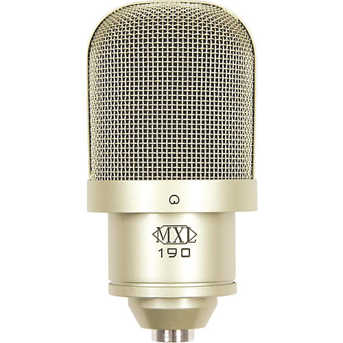 MXL 190 Large Diaphragm Condenser Microphone