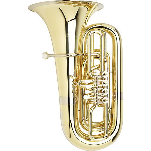 Miraphone 191 Series 5/4 BBb Tuba S191-4V Yellow Brass 4 Valves Standard Slides