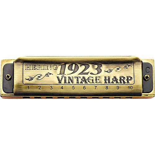 Hering 1923 Vintage Harp-thumbnail