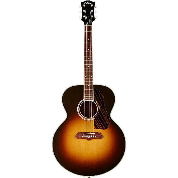Gibson1941 SJ-100 Acoustic Electric GuitarVintage Sunburst