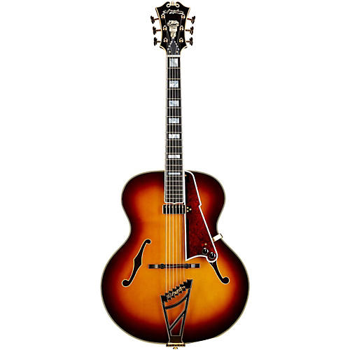 D'Angelico 1942 Masterbuilt in USA Hollowbody Electric Guitar Sunburst