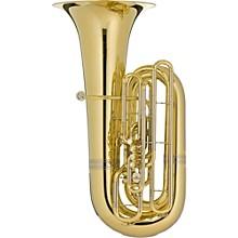 Meinl Weston 195/5P Fafner Series 5-Valve 5/4 BBb Tuba 195/5PS Silver
