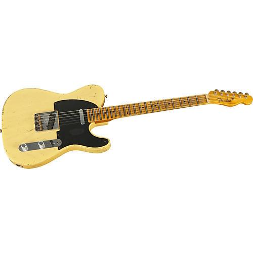 Fender Custom Shop 1952 Heavy Relic Telecaster Electric Guitar-thumbnail